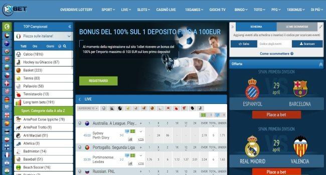 Post di Recensione recensioni migliori siti bookmakers scommesse online Italia